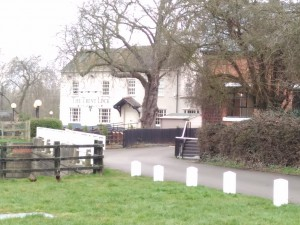 The Trent Lock Inn