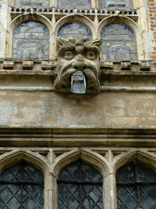 Gargoyle at St. Mary's Shelton