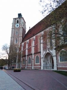 Liebfrauen Münster in Ingolstadt