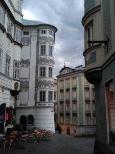 The Aldstadt in Linz