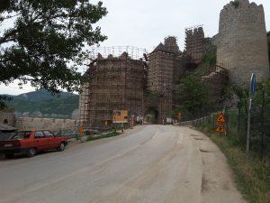 Golubacki Grad castle.