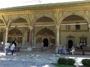 Part of the Topkapi Palace complex, the centre of power of the Ottoman Empire
