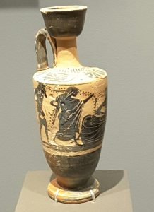 Urn from the 5th century BC